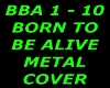 Born To Be Alive ~ Cover