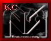 $KC$ Mafia Hat BabyBlue