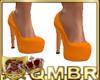 QMBR Orange Leather