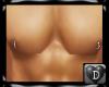 (DP)Silver NipRings Musc