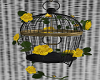 Modern / Cage w. roses
