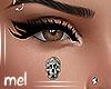 Mel* Gothic Eye Sticker