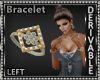 SquareDiamond Bracelet L