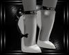 b white dead heels V2