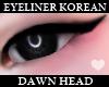 狐 ♡ Eyeliner Korean