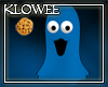 Cookie Monster Ghost AV