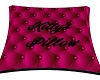 PC Kitty's Pillow