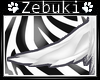 +Z+ White Wolf Tail ~