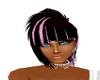 LS Black & Pink Hair