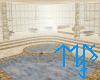 )L( Stone bath house