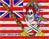 *SyNc UK-USA Flag Towel