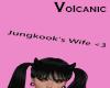 Jungkook BTS *HEADSIGN*