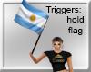 ARGENTINA BANDERA FLAG