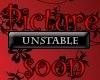Sticker/Unstable
