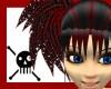 Blood Drip Curly-Sue