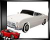 1955 Mercedes Conv Cream