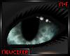 M! Teal Cat Eyes