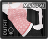 [N] Winter Outfit Pink