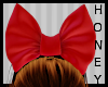*h* Blossom Red Bow