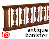 !@ Derivable banister