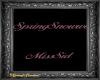Spring & Sid Wall Names