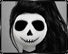 Ghost  Skully  Head /F