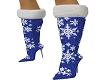 *AL*  Snowflake Boots