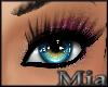 [mm] Glitter makeup Pink