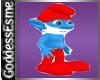 !GE Papa Smurf