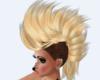 [MJM]Real Blonde Mohawk
