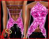 [m]Sequin&Velvet Pink/Bk