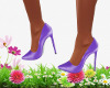 Pastel Purple Heel's