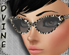 Dvine Cheetah Glasses