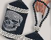 I│Diamond Skull Bag