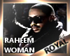 RAHEEM DEVAUGHN WOMAN