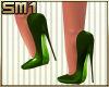 SM1 7in Heels Lime
