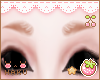 ;H: Ginger` Eyebrows!