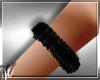 *W* Cynder Fur Armbands