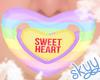 Kids Sweetheart Paci