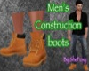 Men's Construction Boots