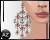 *az*Versailles earrings