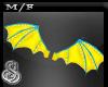 Baby Dragon Wings Mint