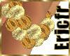 Gold Balls Bracelet (L)