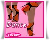 Bimbo DanceOrange Heels