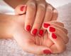 Red Short Nails