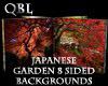 Japanese Garden 8 Sides