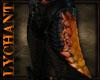 Ly: Fire Demon pants