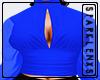 Star Girl Top Blue