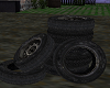 Old Pile of Tires