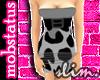 [MJ] Leopard SLIM Dress